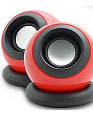 Mini PC Mini Speaker, Mini Magic Ball USB Car Audio