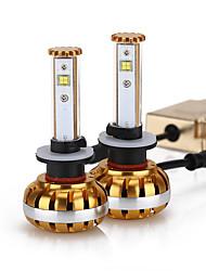 liancheng® 60w 7800lm 9 ~ 32V hohe Helligkeit LED-Scheinwerfer-Kit-880/881 für Auto, Off-Road, utv, atv