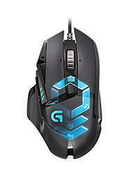 Logitech® G502 with Counterweight CF/CS/Professional Programmable RGB Color Wired Mouse Game LOL
