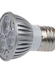 3W E27 250LM Warm White Color Led Light Bulbs Led Spot Light(AC220-240V)