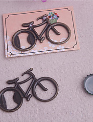 Acrylic Stainless Steel Bicycle Shape Bottle Favor-1Piece/Set Bottle Openers Classic Theme