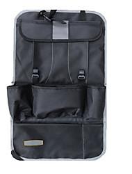 автоматической регулировки заднего сиденья автомобиля держатель организатор мульти-карман для хранения путешествия Ipad висит сумка мешок