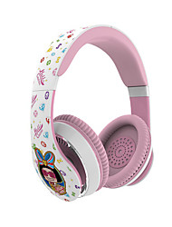 MEKI Maruko Wired Music Headphones Computer Headsets with Mic
