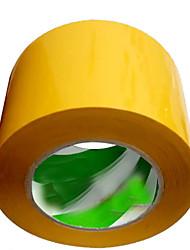 Largeur de papier bande bande beige 6.0 2.0 épaisse emballage en plastique bande bande d'étanchéité net peut être personnalisé