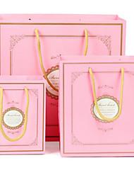 le nouveau spot prince et sac cadeau de princesse porte-sacs commander un pack de cinq de haute qualité paquet de réponse d'anniversaire