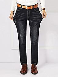 Men's Solid Casual Suits,Cotton Black CY301