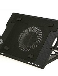 Rotor Laptop Heat Dissipation Base 10 to 17 Inch Fold Dedicated Radiator Cooling Pads of The Computers