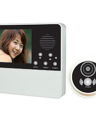 3.2 Inch Low Illumination Camera Video Intercom Doorbell