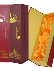 Hot Tray Wine Box Wine Gift Box Single Branch Wine Box Carton Packaging Cartons Wholesale Custom