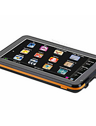 Le système de navigation GPS portable 4,3 pouces de mtk