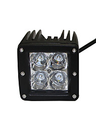 1PCS Popular Models LED Work Lights  IP68 12W CREE 4X4 LED WORK  LIGHT