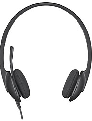 Logitech® H340 Computer Games USB Headset Headphone Microphone