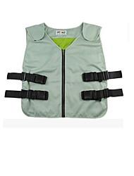 grøn opgraderet version køling vest solstik tøj