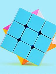 / Smooth Speed Cube 3*3*3 / Magic Cube Rainbow ABS