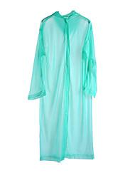Зеленый / Синий / Розовый / Желтый Дождевик От дождя Plastic Путешествия / Lady / Мужчины