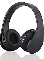 Enmey LH-811 Bluetooth Stereo Headset with FM Stereo Radio/Wired Headphone/MP3