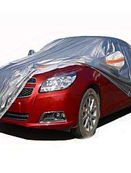 coton film d'aluminium technologie d'étanchéité transparente épaisseur de la couverture automobile sun rain voiture neige vêtement