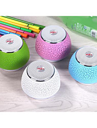 Speaker A8 Sound Card Audio Flash Stone Portable Speakers