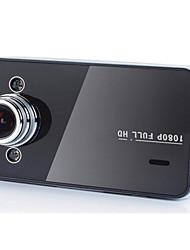 K6000 транспортное средство, двигающееся регистратор данных HD автомобиля путешествия регистратор данных