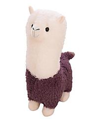 Alpaca Animal Mud Horse Plush Toy Plush Doll Pillow