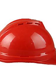 красный v-ре типа ABS пластик шлем строительство