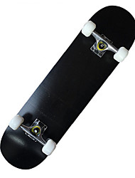 Classic Skateboard(70*51mm) Black/Gray