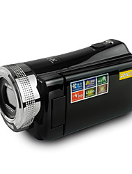 "RICH® DVH-600 HD 720P Pixels 16.0 Mega Pixels 16X zoom 2.7""LCD Screen HD Digital Camera Camcorder"