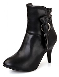 Women's Heels Spring / Fall / WinterHeels / Cowboy / Western Boots / Riding Boots / Fashion Boots / Bootie / Combat