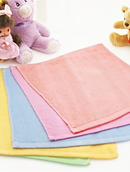 """Asciugamano medio- ConSolidi- DI100% fibra di bambù-25*25cm(9""""*9"""")"""