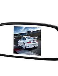 Sound Control Multifunctional Rearview Mirror Tachograph HD Dual Lens Measuring Machine