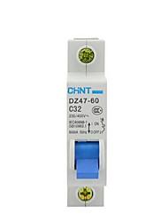 dz47-1p 1p6a миниатюрный автоматический выключатель