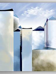 Ручная роспись Натюрморт Картины маслом,Modern 1 панель Холст Hang-роспись маслом For Украшение дома