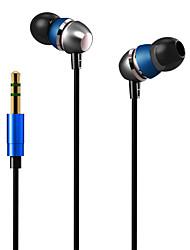 Neutre produit AM700 Ecouteurs Intra-AuriculairesForLecteur multimédia/Tablette / Téléphone portable / OrdinateursWithDJ / Règlage de