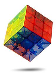 Yongjun® Hladký Speed Cube 3*3*3 profesionální úroveň Magické kostky Yulong Anti-pop / nastavitelné pružiny ABS