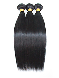 Malaysian Virgin Hair Straight Hair Weave Human Hair Extension 3 Bundles Malaysian Straight Virgin Hair