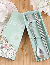 Aniversário / Natal / S. Valentim / Ano Novo / Casamento / Festa de Casamento Festa Tableware-2Peça/Conjunto Conjuntos de Toalhas de Mesa