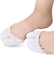 This foot petal can ease the pain the corn causes and the stress of your forefoot. Insoles & Inserts for Silicon White