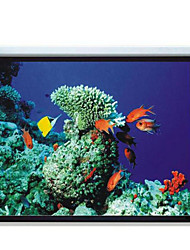 Self-locking Manual Projection Screen 84-Inch High-Definition Screen