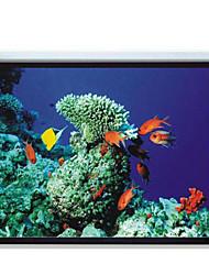 selbstsichernde manuelle Projektionsschirm 84-Zoll-HD-Bildschirm
