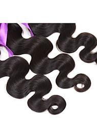 Protea Hair Products Indian Body Wave 3PCS 7A Unprocessed Indian Virgin Hair 100% Human Hair Weave
