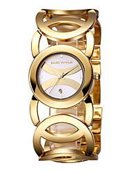 WeiQin® Women's Luxury Round Dial Bracelet Watches with Hollow Strap Cool Watches Unique Quartz Watches