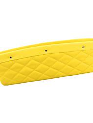 boîte de rangement de stockage crevasse siège boîte de voiture téléphone étanche fente réseau fente boîte de débris de peau N516