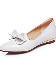Women's Flats Spring / Summer / Fall Comfort Leatherette Wedding / Office & Career / Party & Evening / Dress /
