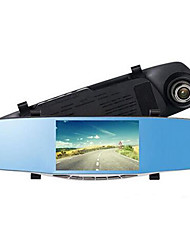 480p 848 x 480 HD 1280 x 720 Full HD 1920 x 1080 Car DVR  5inch Screen Dash Cam