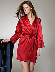 Girl & Nice® Femme Viscose Robes de Chambre-P6508