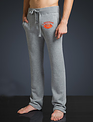 LOVEBANANA Men's Active Pants Light Gray-34064