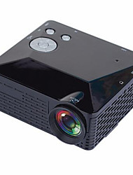 Factory-OEM LP-6B LCD Home Theater Projector SVGA (800x600) 500lm LED