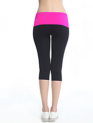Running Bottoms Women's Breathable Chinlon Yoga / Pilates / Exercise & Fitness / Running