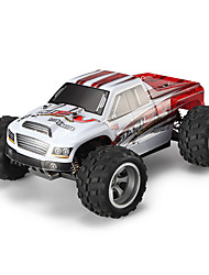 WLToys A979-B1 18 Brush Electric Remote Control Car Remote Control Car 70 km / h 2.4 / Short High-Speed Truck