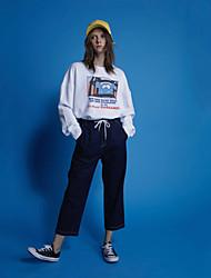 solides jeans des femmes neato pantssimple toutes les saisons